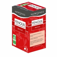 Infusion Fenouil Bio, elimination - 20 sachets