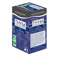 Infusion Thym Bio, voies respiratoires - 20 sachets