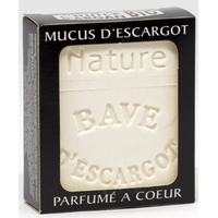 Savon à la bave d'escargot - Nature - 100 g