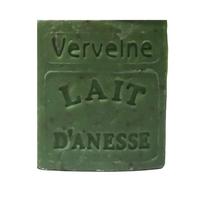 Savon lait anesse BIO (VERVEINE) 100g Fabriqué en FRANCE