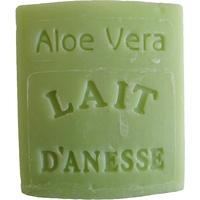 Savon lait anesse BIO (ALOE) 100g Fabriqué en FRANCE