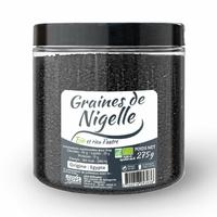 Graines de Nigelle Bio 275 g Nigelle, nielle ou cheveux de Vénus