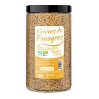 Graines de Fenugrec Bio 750 g