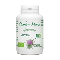 Chardon Marie Bio 200 gélules vegetal 300mg