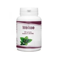 Mélisse - 250 mg- 100 gélules