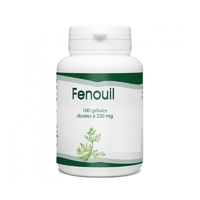 Fenouil - 250 mg - 100 gélules