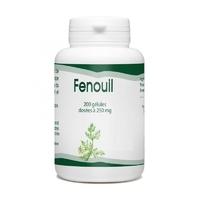 Fenouil Bio - 250mg - 200 gélules