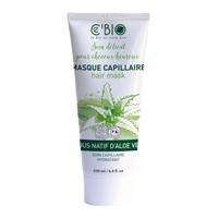 Masque capillaire BIO ALOE VERA 200ml Hydrate, apaise et purifie le cuir chevelu