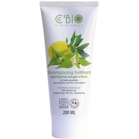 Shampooing BIO fortifiant 200 ml Quinquina Sauge Citron