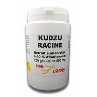 Racine de Kudzu 40% d'isoflavones 200 gelules