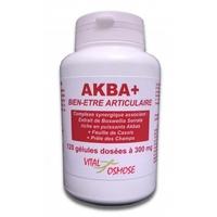 BOSWELLIA SERRATA Akba plus 120 gélules acides boswelliques