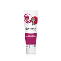 Dentifrice enfants goût fruits rouges BIO - tube 50 ml
