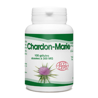 Chardon Marie BIO 100 gelules