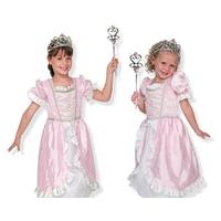 Melissa & Doug Costume de princesse Robe et accessoires inclut Déguisement