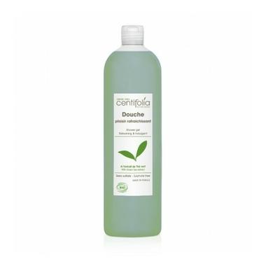 gel-douche-plaisir-rafraichissant-the-vert-bio-1-litre-centifolia