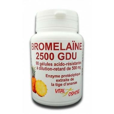 bromelaine-2500-gdu-x-90