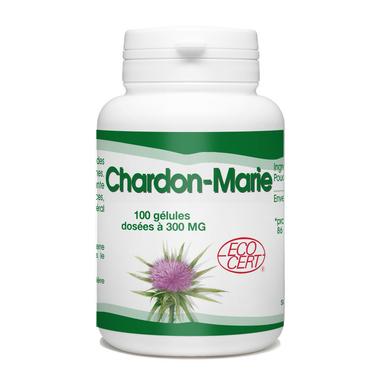 chardon-marie-100-gélules-à-300-mg