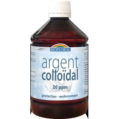 Argent colloïdal 20ppm 500 ml