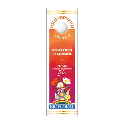 Biofloral - Perles essentielles Complexe Relaxation et Sommeil BIO - 20 ml