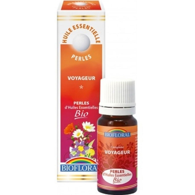 Biofloral - Perles essentielles Complexe Voyageur BIO - 20 ml