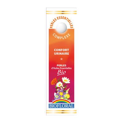 Biofloral - Perles essentielles Complexe Confort urinaire BIO - 20 ml