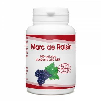 Marc de Raisin Bio 100 Gelules