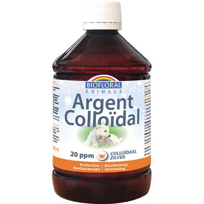AEG Animaux Argent colloidal 20 ppm 500 ml