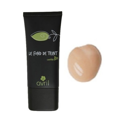 Avril - Fond de teint Clair Bio - tube 30 ml