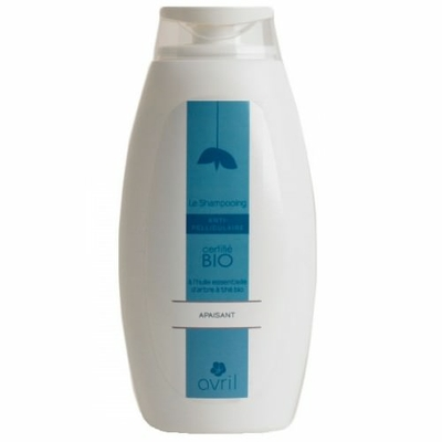 Avril - Shampoing Anti-pelliculaire Bio - flacon 500 ml