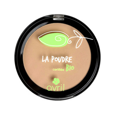 Avril - Poudre compacte Clair Bio - boîtier 7 g