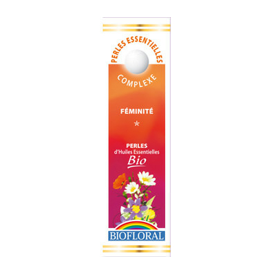 Biofloral - Perles essentielles Complexe Féminité BIO - 20 ml
