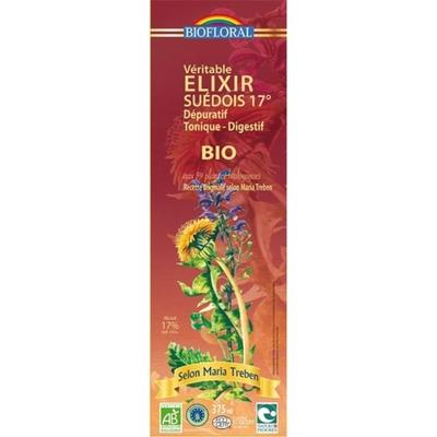 Biofloral - Elixir du suédois BIO 17°5 - 37.5 cl