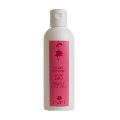 Avril - Lait corporel Bio - flacon 200 ml