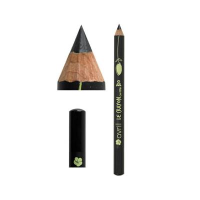 Avril - Crayon yeux Noir Charbon Bio