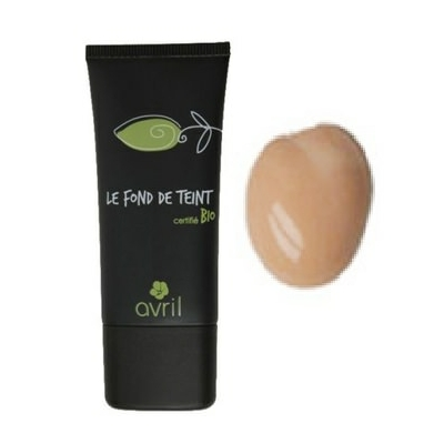 Avril - Fond de teint Doré Bio - tube 30 ml