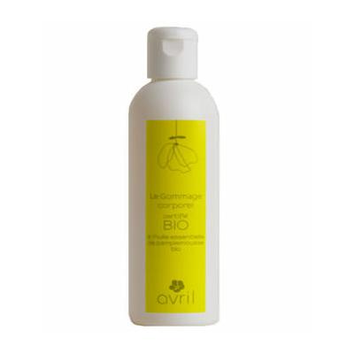 Avril - Gommage corporel Bio - flacon 200 ml