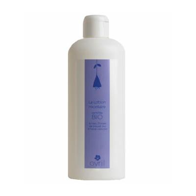 Avril - Lotion micellaire Bleuet Bio - flacon 500 ml