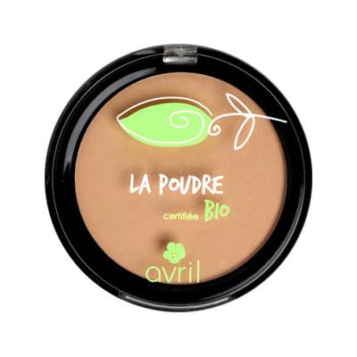 Avril - Poudre compacte Nude Bio - boîtier 7 g