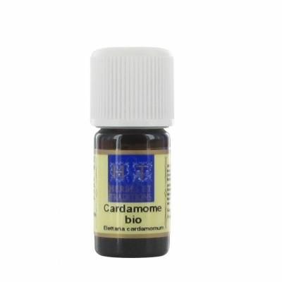 Huile Essentielle - Cardamome (Elettaria cardamomum) Bio - 5 ml