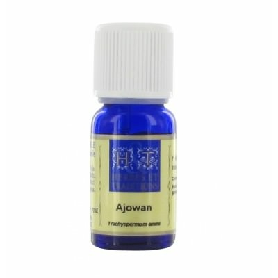 Huile Essentielle - Ajowan (Trachyspermum ammi) - Flacon 10 ml