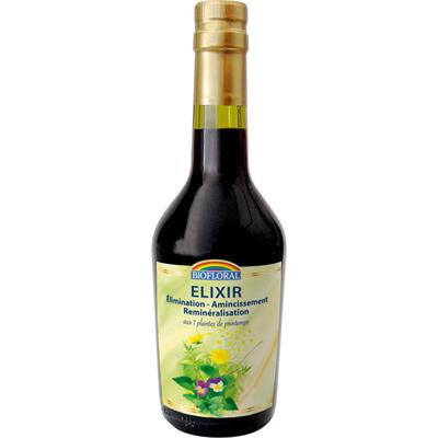 Biofloral - Elixir Elimination, aminsissement, remminéralisation (Printemps) BIO - 37.5 cl