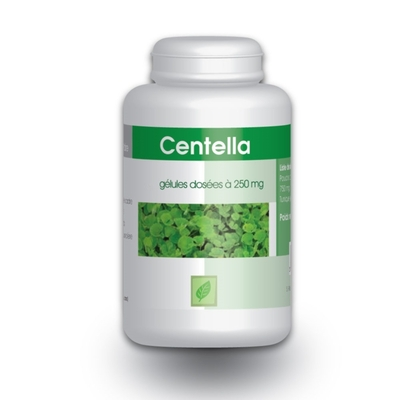 Centella Asiatica 250 mg 100 gelules