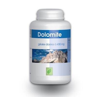 Dolomite 400 mg 100 gelules