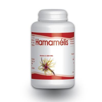 Hamamelis bio 220 mg - 100 gelules