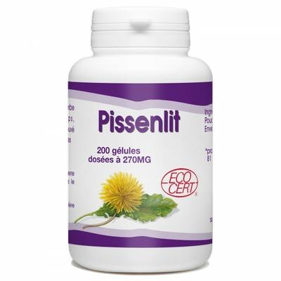 Pissenlit racine BIO 270 mg 200 gelules