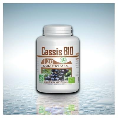 Cassis bio 120 comprimes