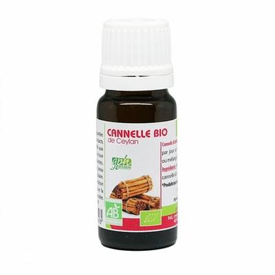 Cannelle de Ceylan ecorce BIO 10 ml