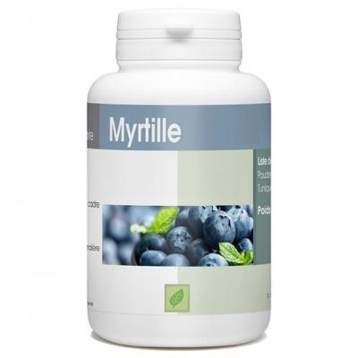 Myrtille Baies 240 mg - 100 gelules