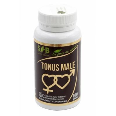 TONUS MALE - 100 gél. Pour les Hommes erection dure et longue