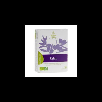 relax ole'aroma BIO 30 capsules détente et le sommeil.